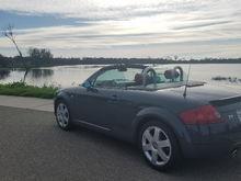 First Audi