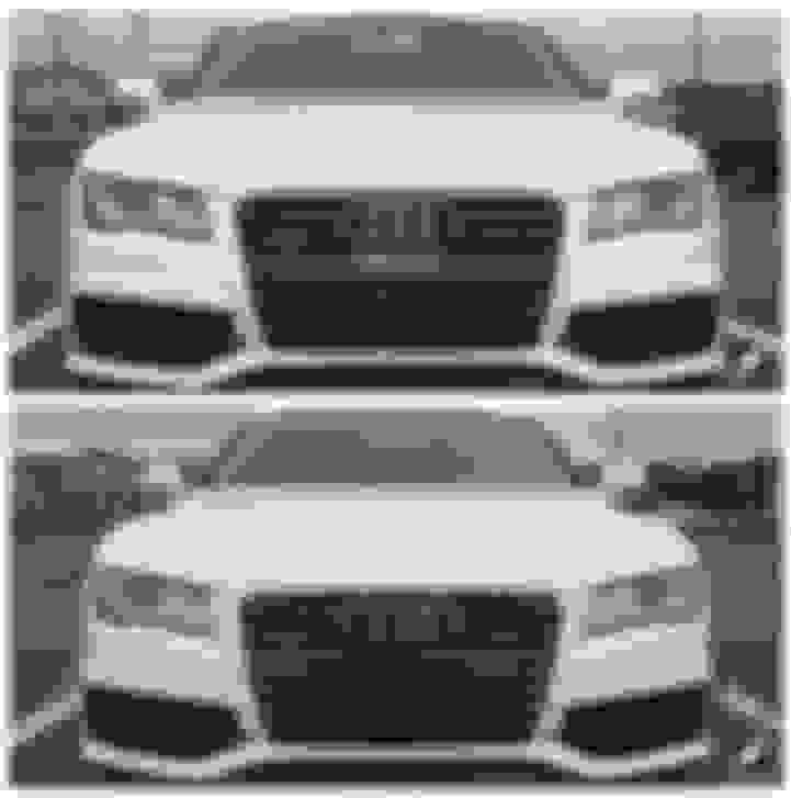 Front Grille / License Plate Holder - AudiWorld Forums