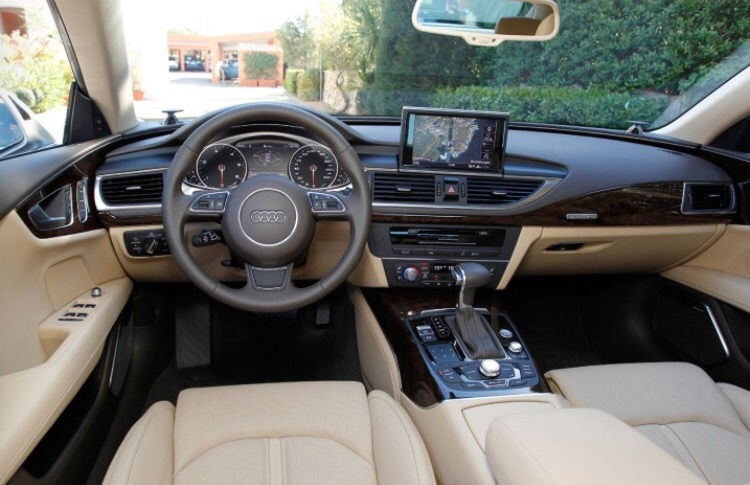 Audi a4 sportback 2014