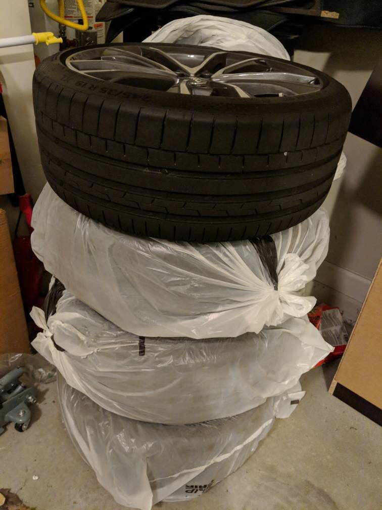 Wheel Size - AudiWorld Forums