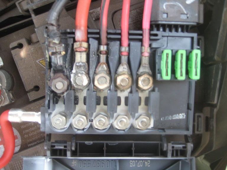 beetle fuse box melting wiring diagram portal u2022 rh graphiko co melted fuse box house vw melted fuse box
