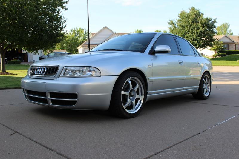 Audi Other For Sale 2001 5 S4 Vast Performance Project Ix