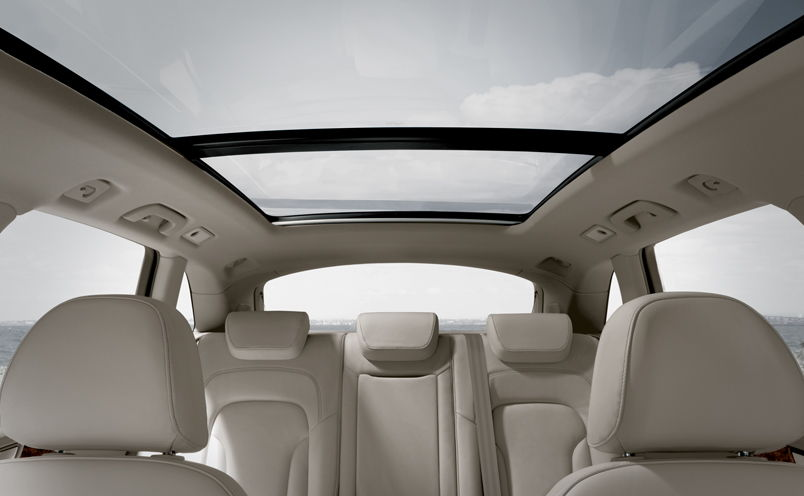 Does The Sq5 Without A Sunroof Really Have Less Headroom