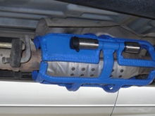 CATALYTIC CONVERTER CAGE