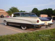 Albert Balderas 1960 Buick Electra custom