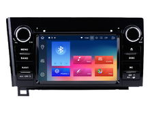 Android 8.0 full touch screen 2006-2013 Toyota Tundra GPS, support steering wheel control, amplifier, air conditioning information display. Do you like it?