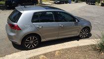 2015 Volkswagen Golf TDI Exterior Sideview