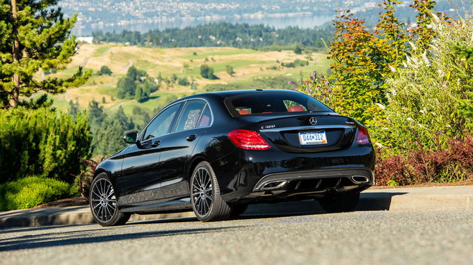 2016 mercedes-benz c300 review - carsdirect