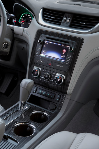 2016 Chevrolet Traverse Review - CarsDirect