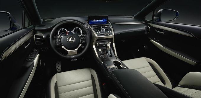 Lexus All Wheel Drive Cars