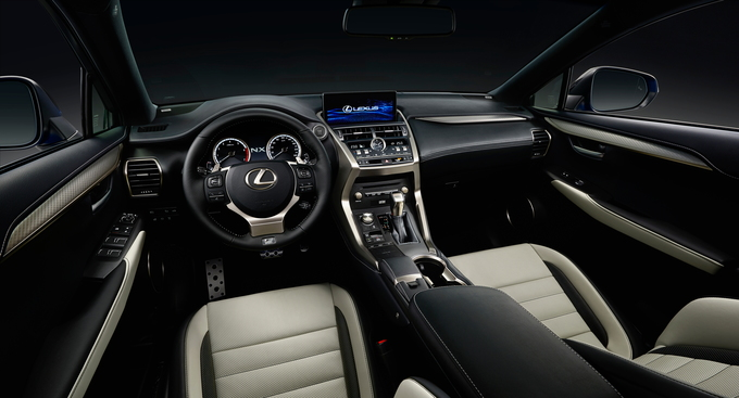 The 2019 Lexus Nx Is A Boldly Styled Alternative In Compact Crossover Suv Segment If You Can Get Past Its Looks Or Even Find Exterior Sheet Metal