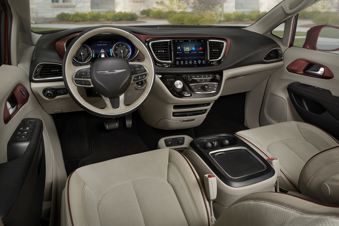 If America Is Moving On From The Minivan No One Told Chrysler 2019 Pacifica Remains A Breath Of Fresh Air In Cl Known For Bland