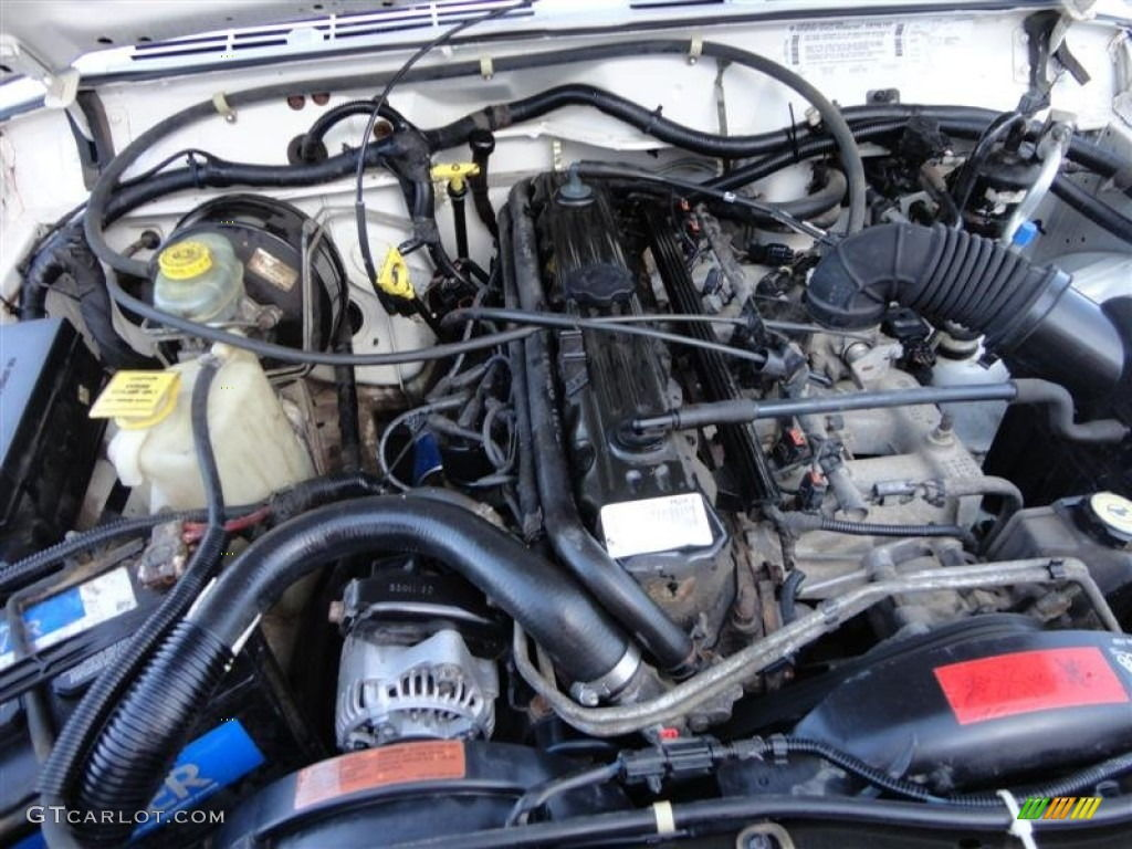 Right Hand Drive Engine Replacement