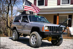 2000 jeep cherokee 2dr