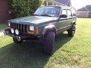 My 2000 Jeep XJ