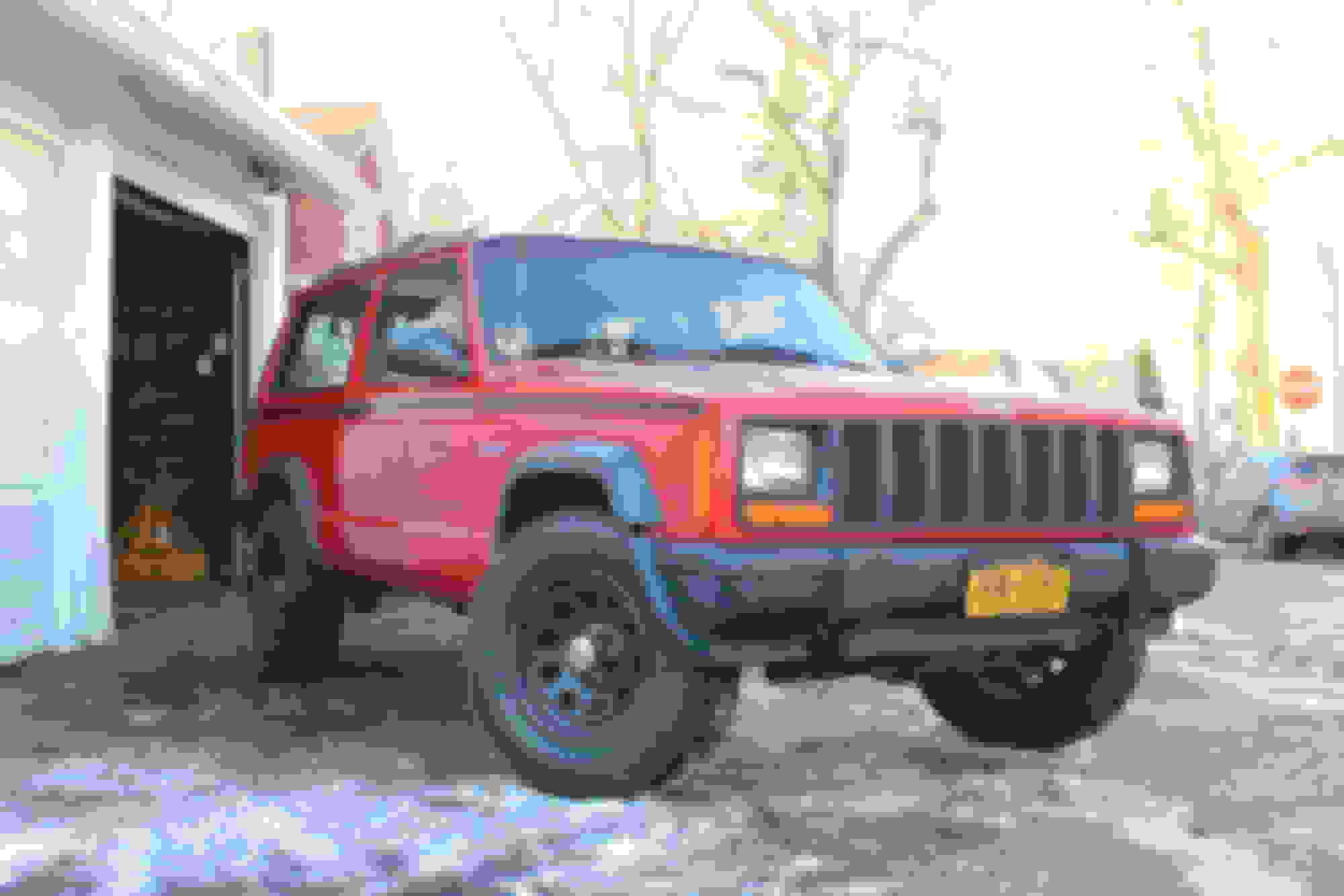 Winter Tires - Jeep Cherokee Forum
