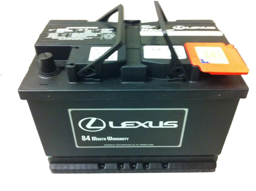 Toyota Corolla Car Battery Warranty