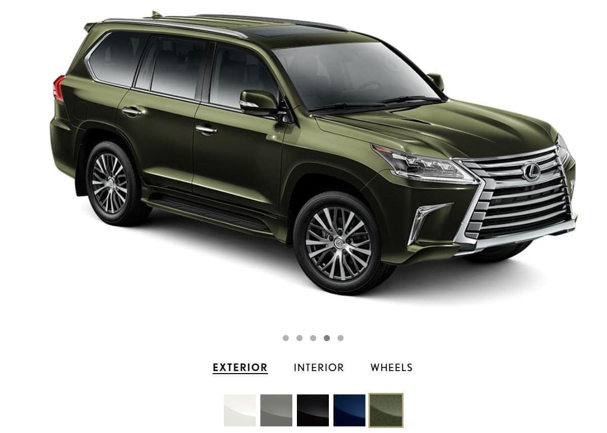 2021 LX 570, again... - ClubLexus - Lexus Forum Discussion