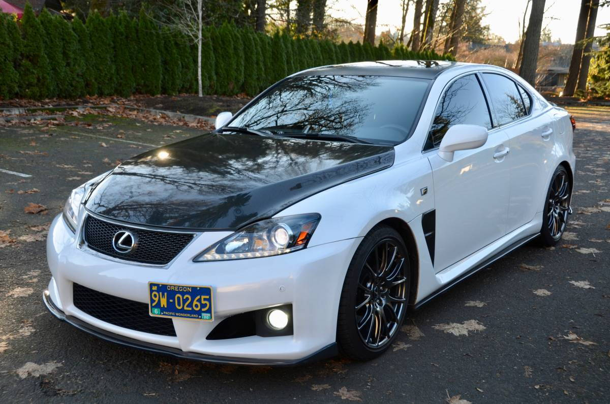 Isf For Sale >> 2012 Lexus Isf For Sale In Or Clublexus Lexus Forum Discussion