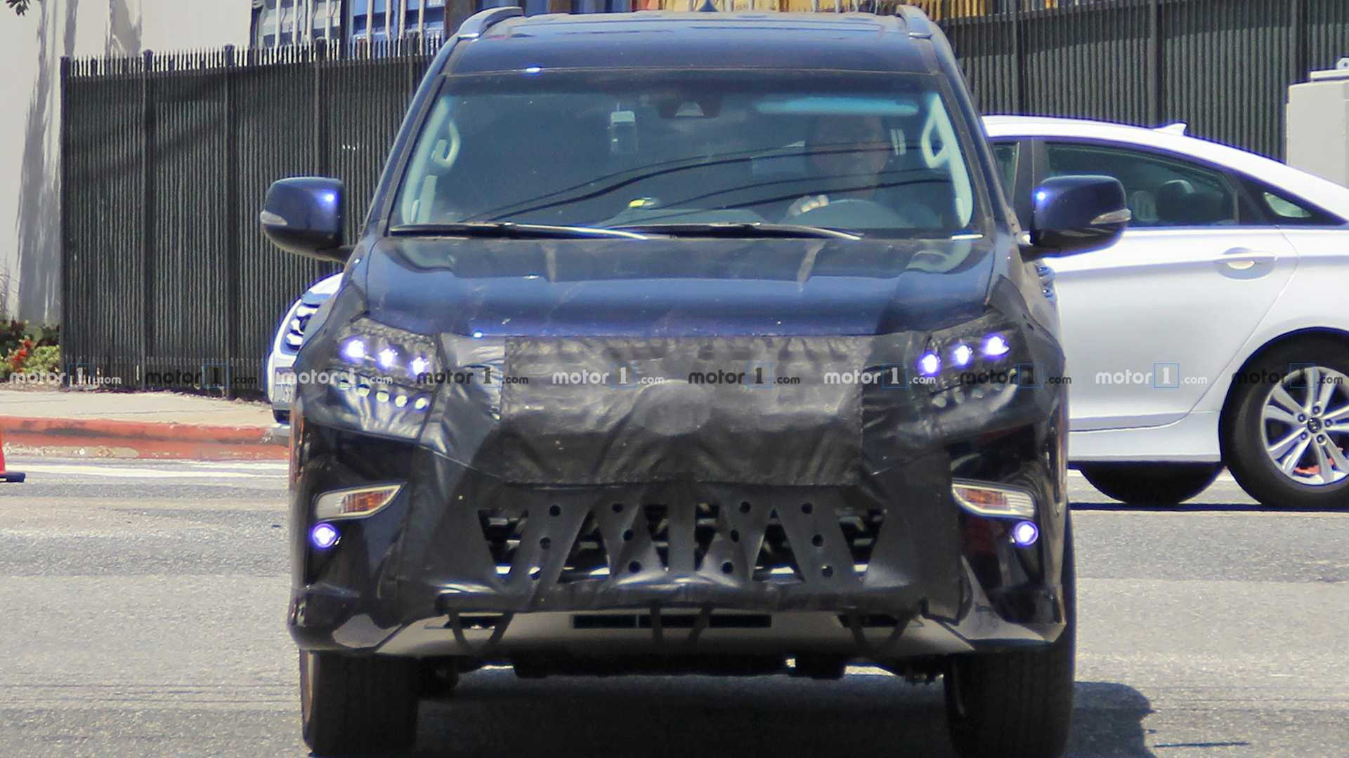 2020 Lexus GX 460: Refreshed, Changes, Price >> 2020 Lexus Gx 460 Spy Shot Clublexus Lexus Forum Discussion