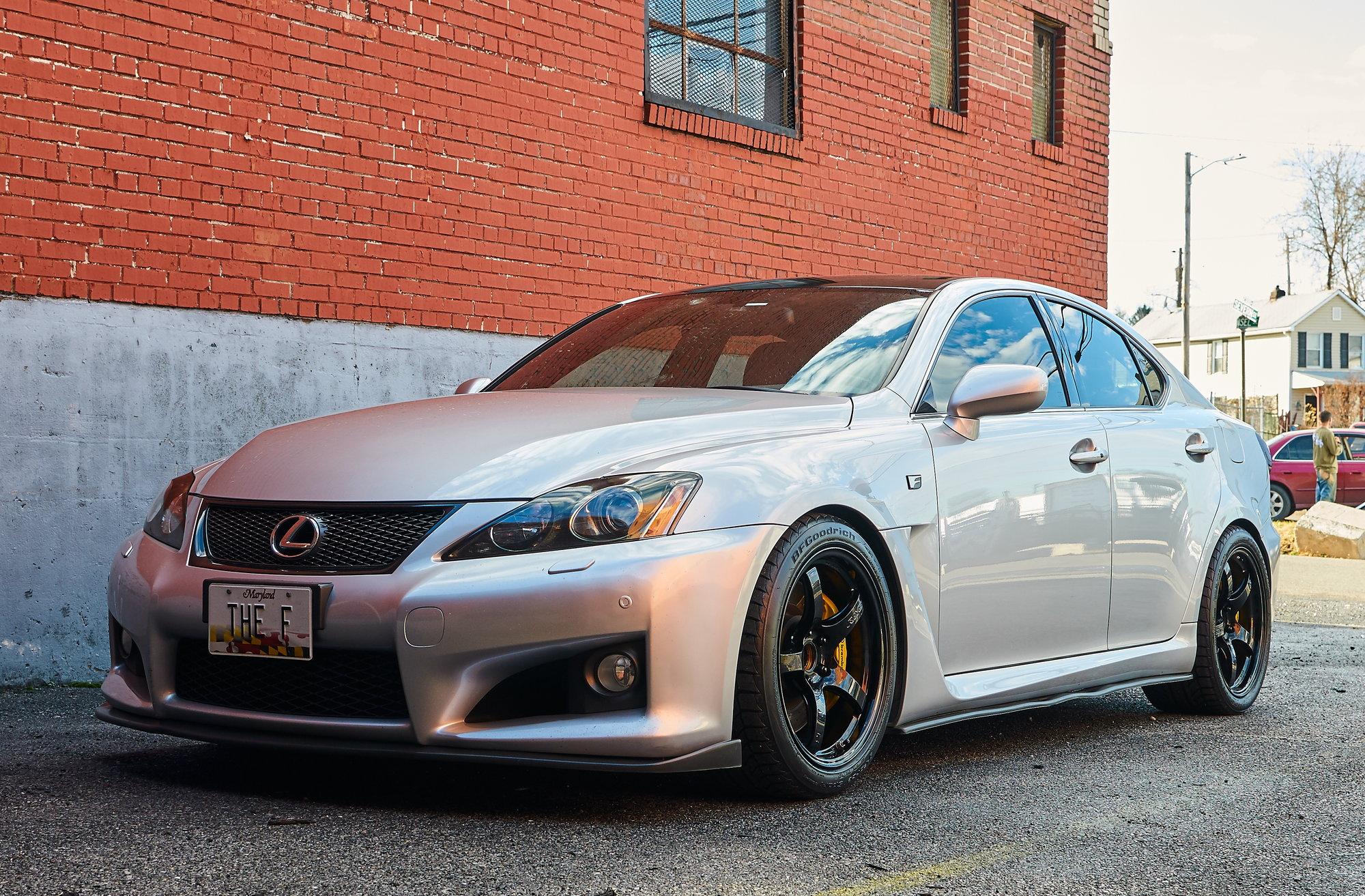 Lexus Of Annapolis >> New summer/track wheel set-up - Page 2 - ClubLexus - Lexus ...