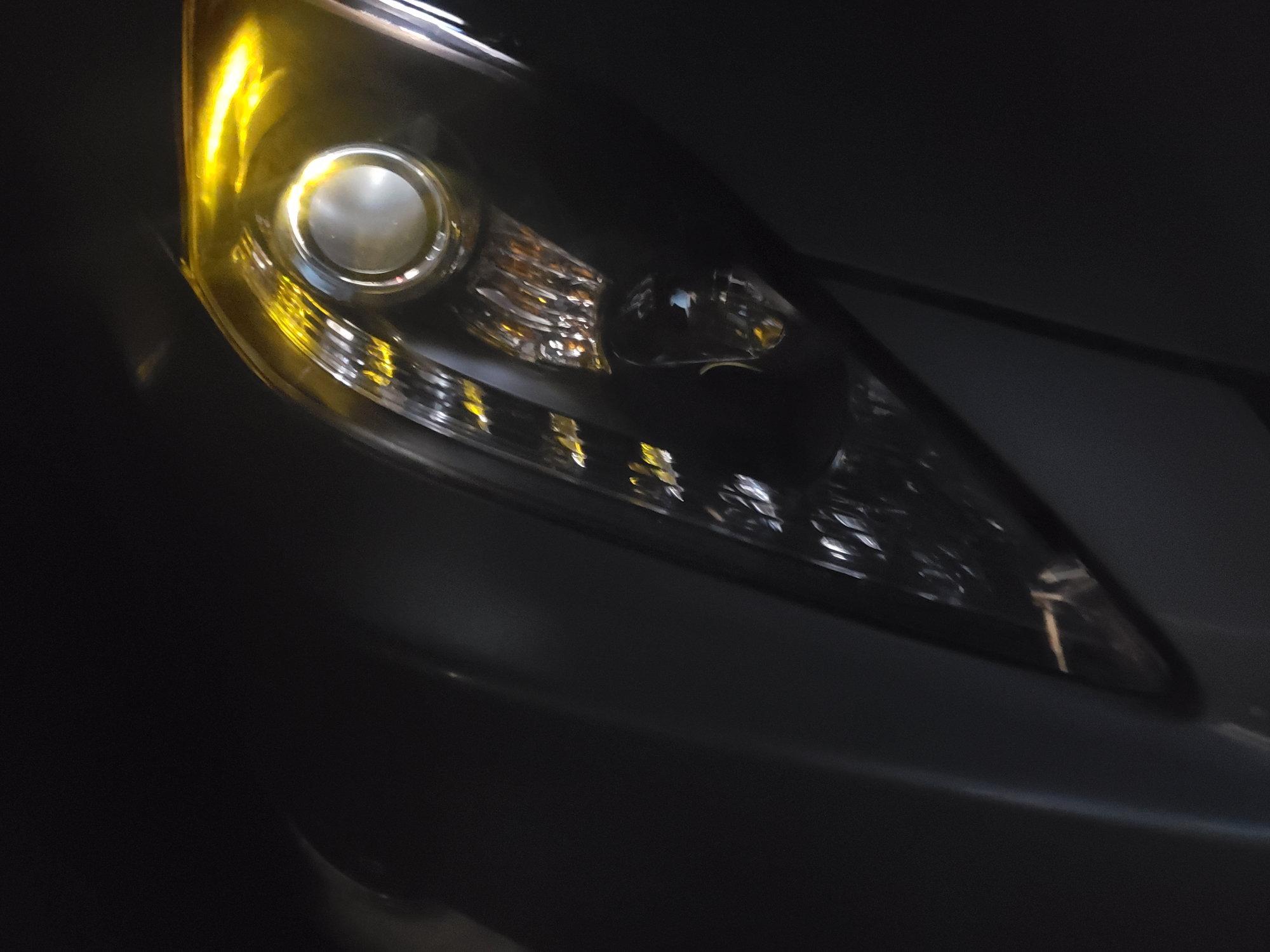Aftermarket headlights DRL light problem - ClubLexus - Lexus