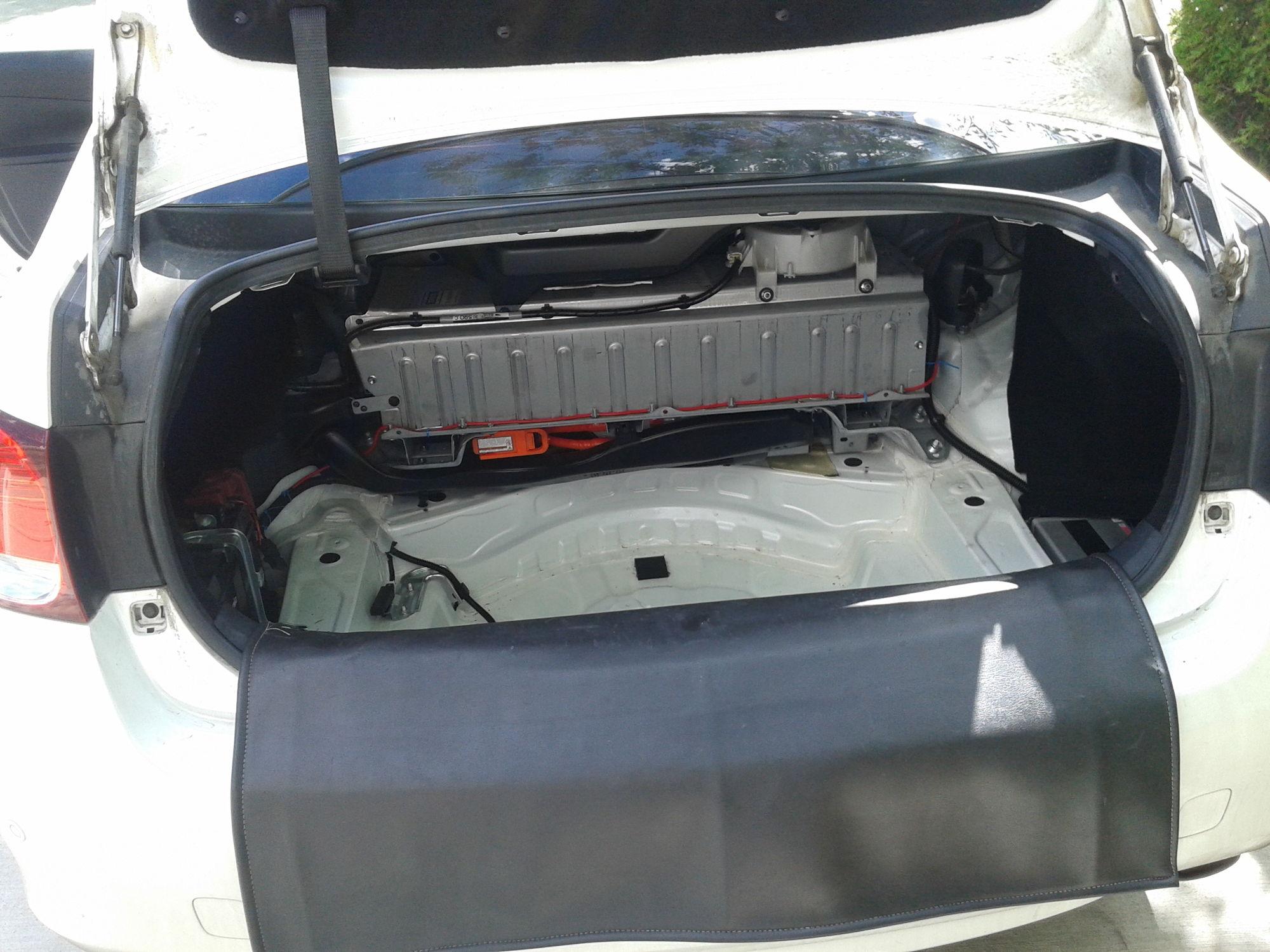 Prius Battery Replacement >> GS 450h hybrid battery - ClubLexus - Lexus Forum Discussion