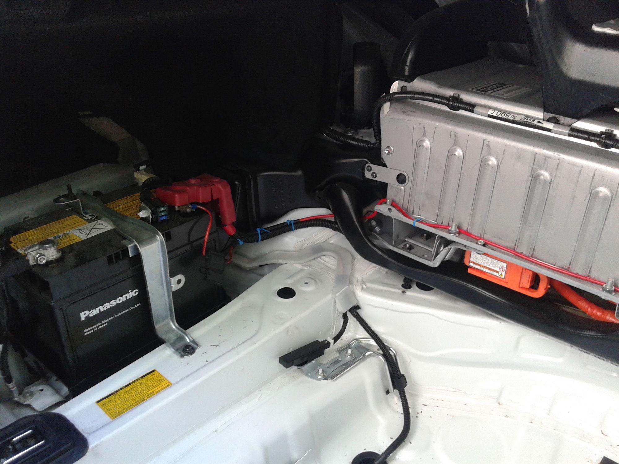 Gs 450h Hybrid Battery Clublexus Lexus Forum Discussion