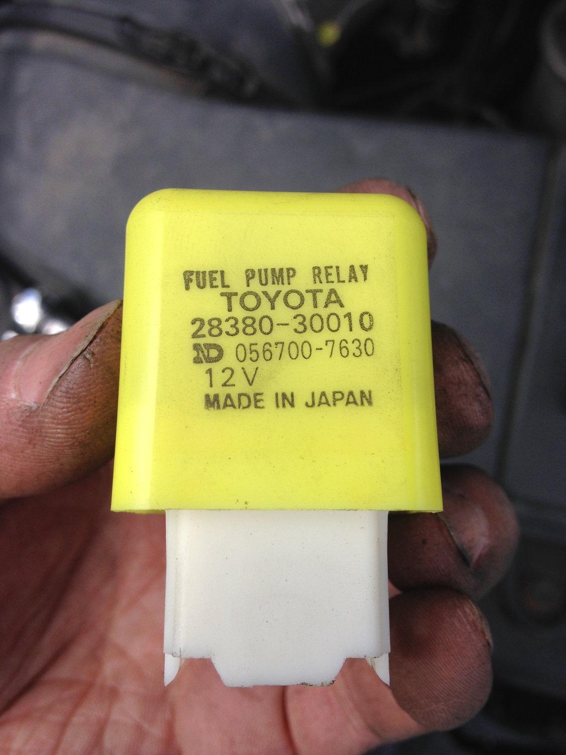 91 LS400 Fuel Pump Resistor - ClubLexus - Lexus Forum Discussion