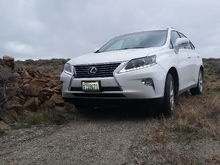 Nevada desert trip in 2015.