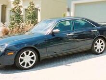 BMW, Benz, Infiniti