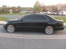 Lexus LS 430 007