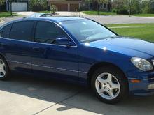 Lexus 98 GS400