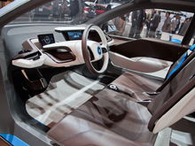 BMW i3Concept interior