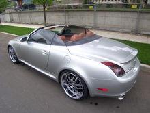 Garage - SC430