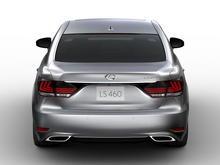 2013 Lexus LS 460 003