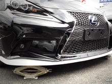 Lexus IS300h F-SPORT Aero parts!