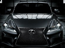 lexus is 2014 intro all new