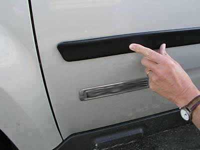 Dent And Ding Protection Clublexus Lexus Forum Discussion