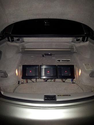 Kenwood Excelon Amps XR4S;XR1S;XR1S