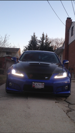 Headlight swap
