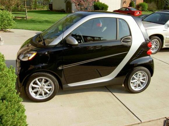Smart 4two Passion