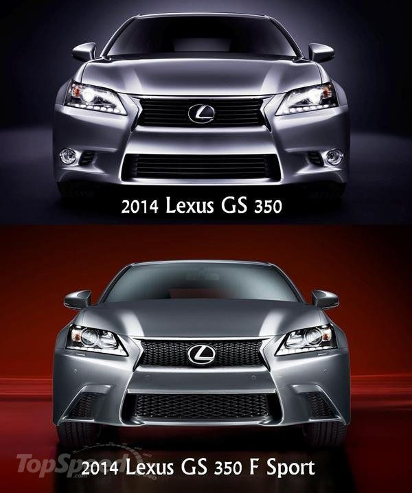 Used Lexus Is350: Leasing GS F-Sport Vs Regular GS... Thoughts Please
