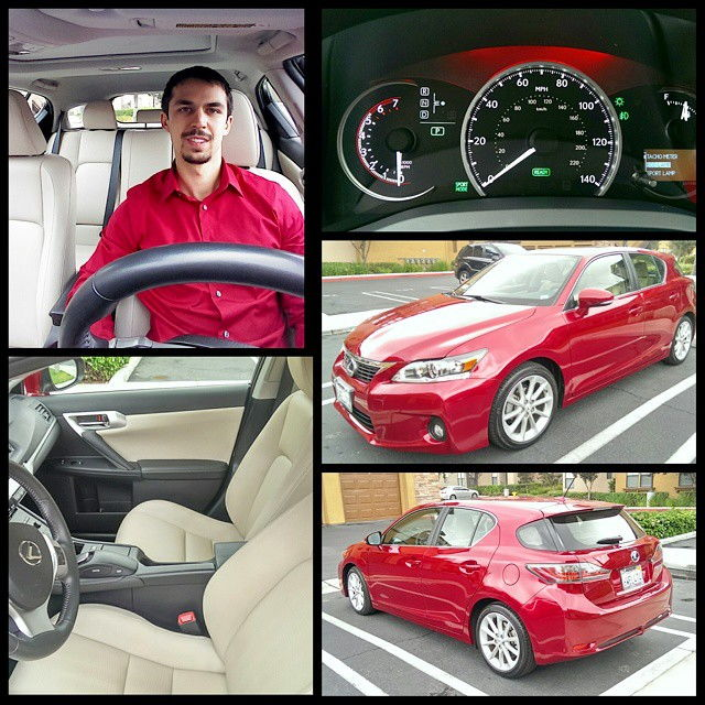2016 Lexus Ct Interior: Welcome To Club Lexus! CT200h Owner Roll Call & Member