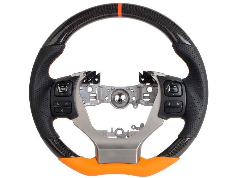 New Product Dctms Rc F Carbon Steering Wheel Page 3