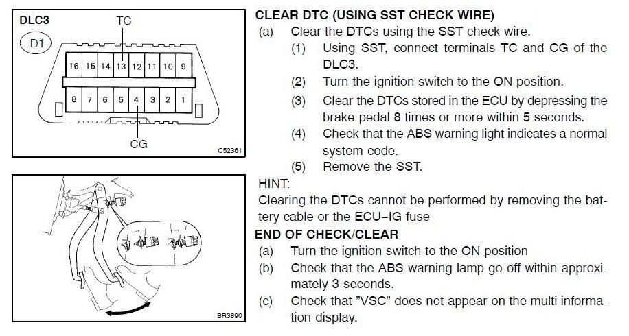 Check VSC VSC off - Page 9 - ClubLexus - Lexus Forum Discussion