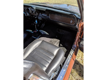 Re-done in 1983 with upgraded Black Pony Interior