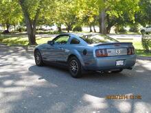2005 4.0L Mustang