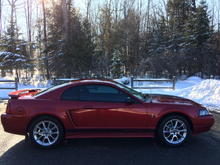 "2003 Redfire Metallic V6 ""Wildfire"""