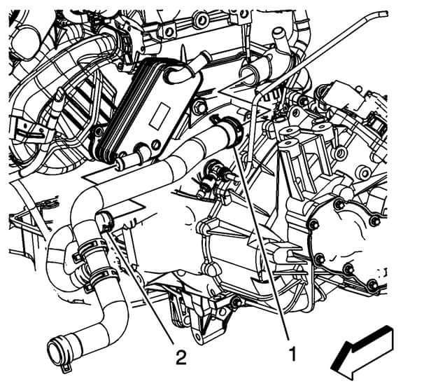 2 4 ecu pinout sheet anyone cobalt ss network 05 Cobalt Headlights the t fitting in the upper oil cooler hose goes to the coolant reservior